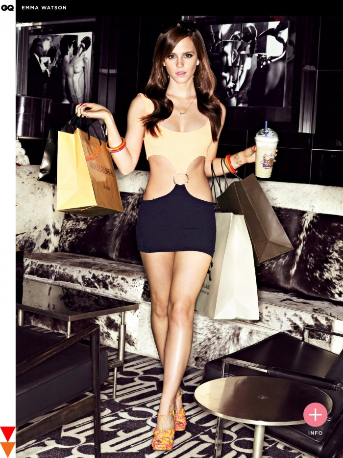 wordpress fashion scans remastered emma watson gq uk may 2013 scanned by vampirehorde hq 3 700x933 Pretty Woman women Sexy movie emma watson actress