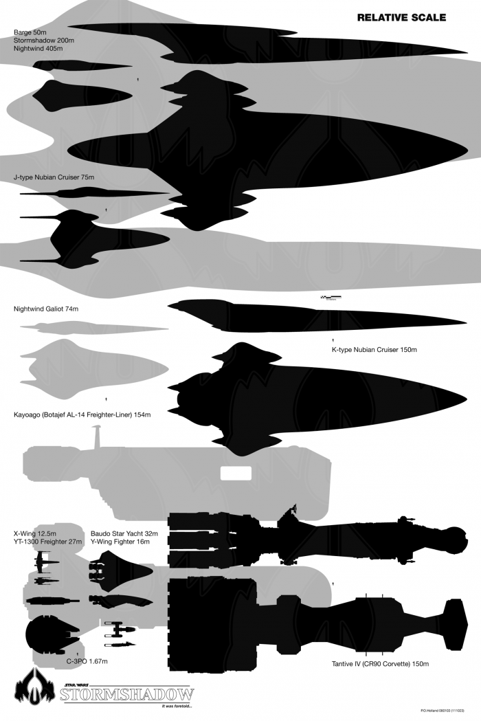 stormshadow  scale chart 2 by phaeton99 d4dqg3p 700x1049 Starship smorgasbord Television Technology starships star wars star trek spaceships scifi Movies bsg