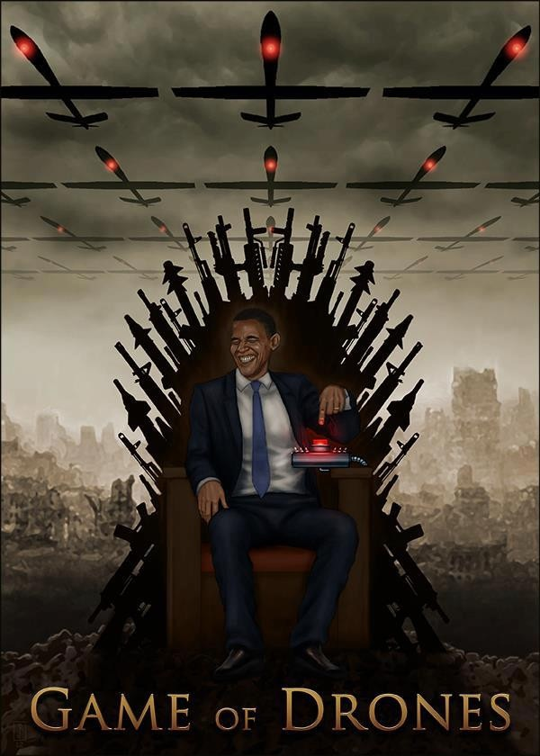 gameofdrones Game of drones Weapons War Television Technology Politics obama Military game of thrones forum fodder
