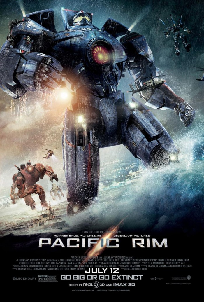 hr pacific rim 35 700x1035 Pacific Rim IMAX Posters science fiction posters Pacific Rim Movies movie poster IMAX