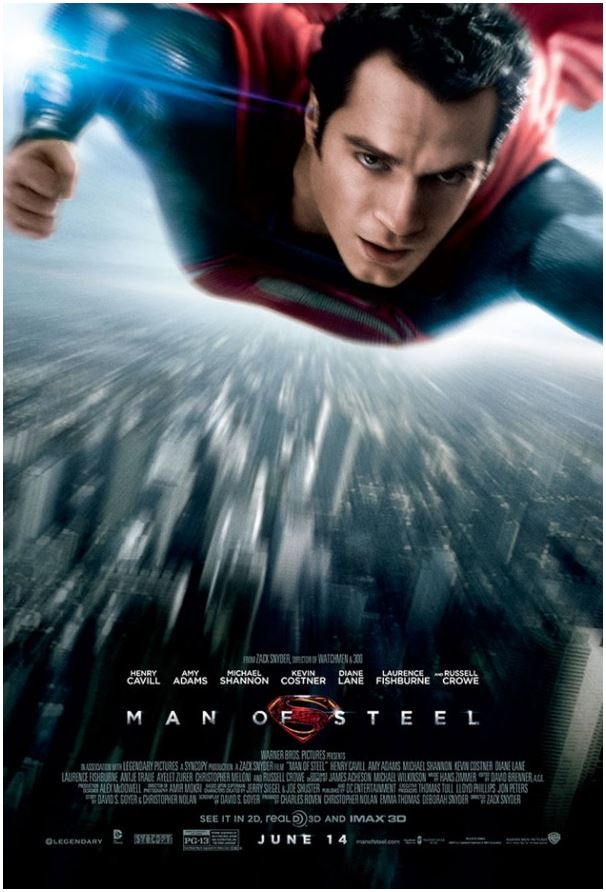 Man of Steel superman posters Movies Man of Steel Comic Books