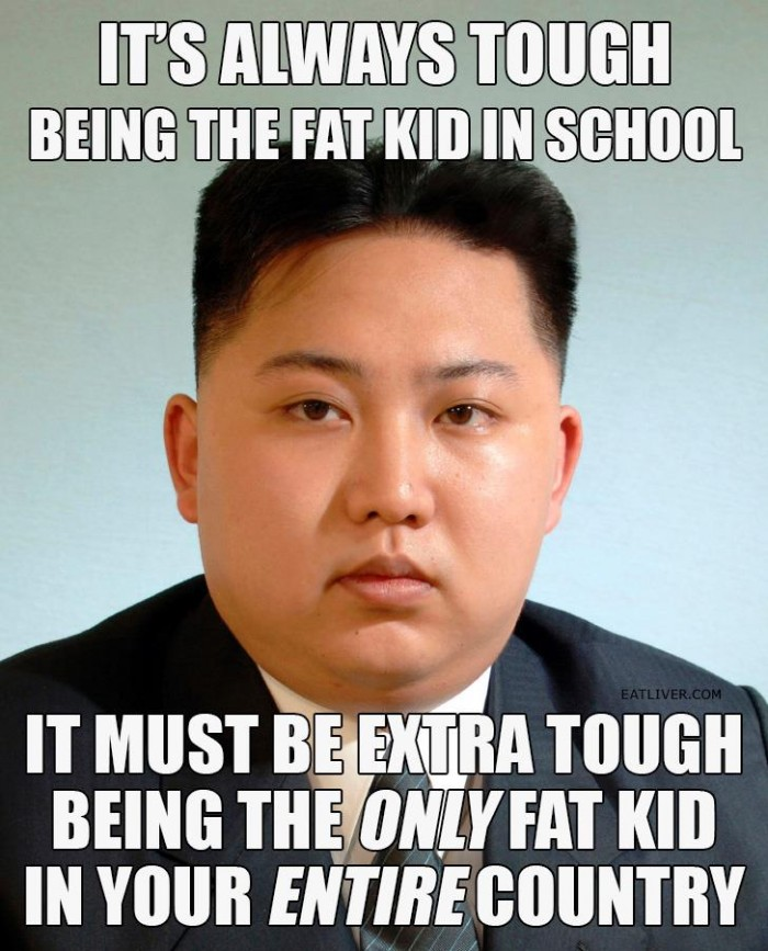 164248 4879046148165 1566636780 n 700x867 Fat Kid GLORIOUS PEOPLE FREEDOM REPUBLIC OF NORTH KOREA Fat Kid