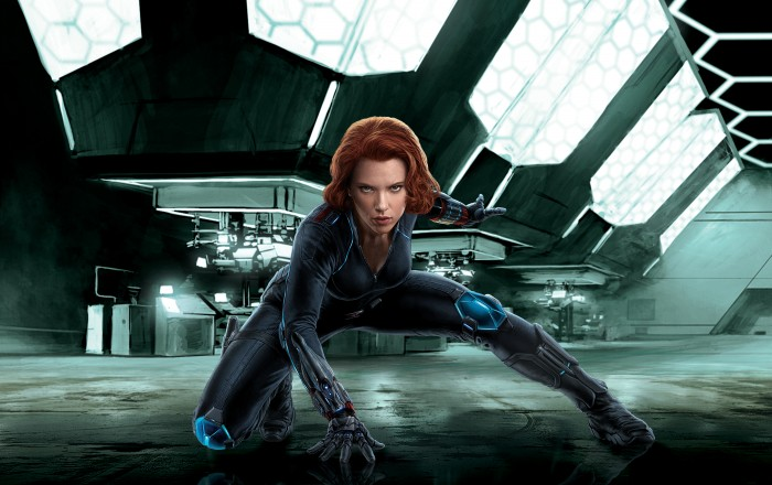 AoU Widow offensive attack 700x440 Age of Ultron's Black Widow