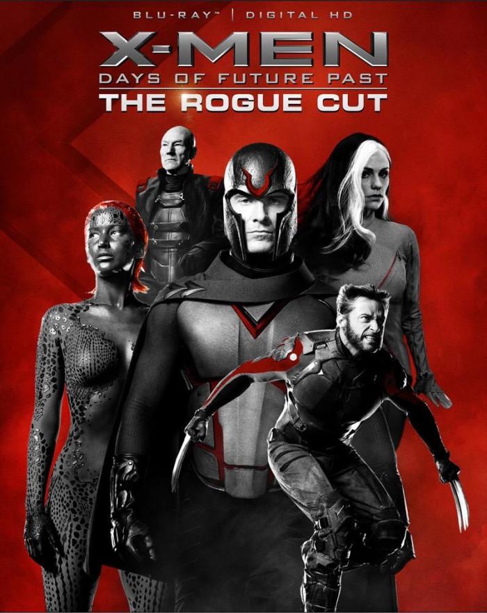 rogue cut ec465 700x880 X Men: Days of Future Past the rogue cut poster