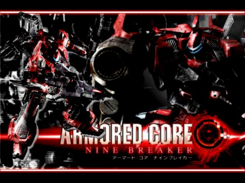 Armored Core 005 500x375 More, More armored core walls Gaming Fantasy   Science Fiction
