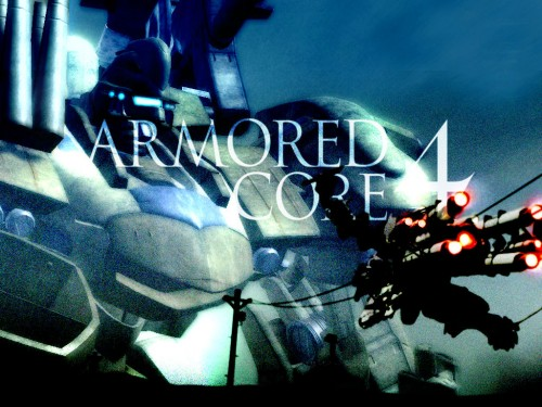 Armored Core 4  Answer by Kamaroth92 500x375 More, More armored core walls Gaming Fantasy   Science Fiction