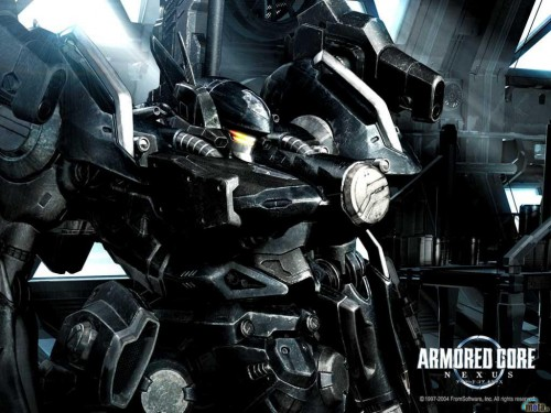 armored core   nexus 004 500x375 More, More armored core walls Gaming Fantasy   Science Fiction