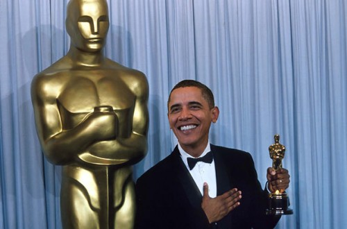 obama oscar 500x330 Obama Wins Academy Award