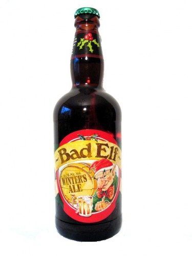 Bad Elf 375x500 Merry Christmas xmas X Mas Alcohol