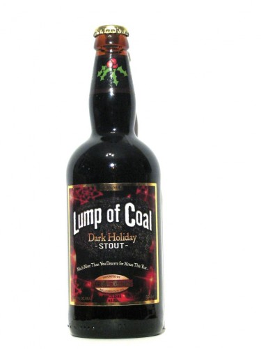 Lump of Coal 375x500 Merry Christmas xmas X Mas Alcohol