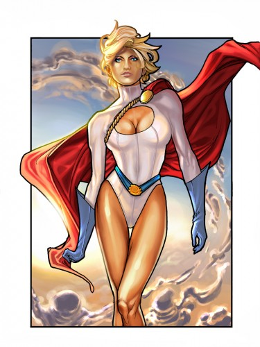 Powergirl colors by Overlander 375x500 Power girl