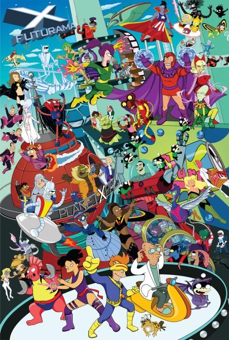 Futurama_X_Men_Meld_by_gottabecarl.jpg (577 KB)