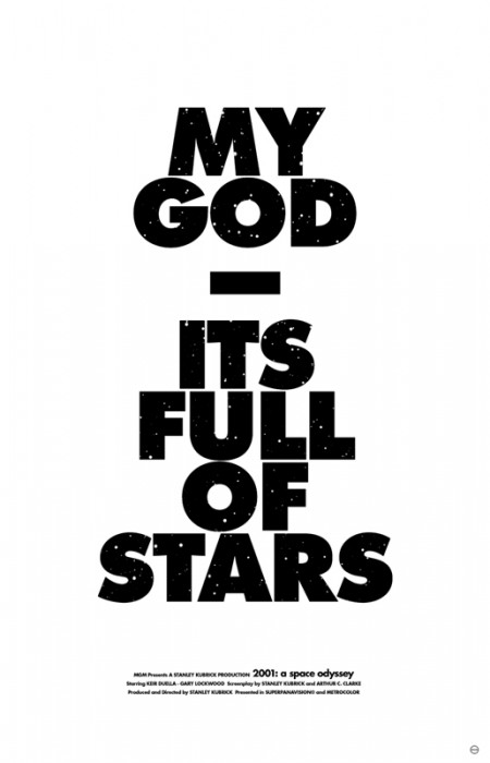 full of stars 450x700 My God... Quotes Movie posters Fantasy   Science Fiction