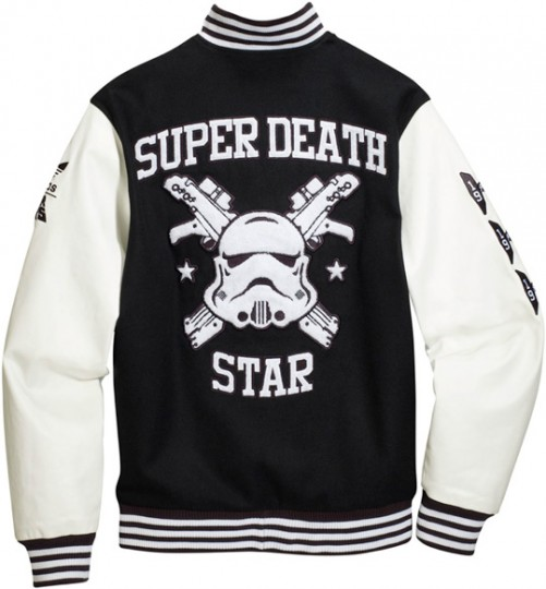 adidas star wars fall winter 2010 varsity jacket super death star stormtrooper 3 501x540 Adidas Star Wars jackets star wars