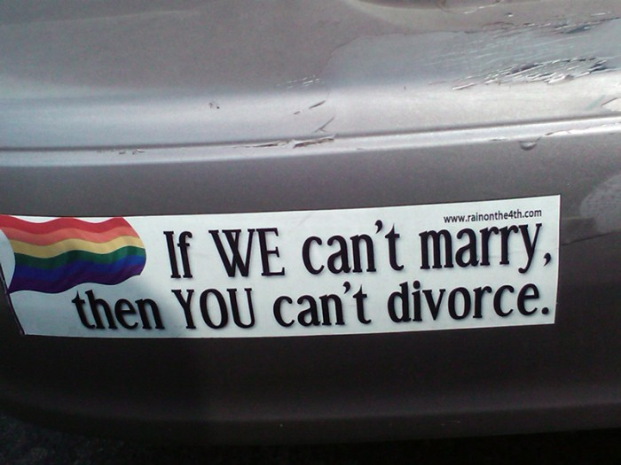 gaymarrydivorce 700x525 Cant Marry, Cant Divorce Politics gay