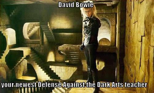 Your New Defence Against The Dark Arts Teacher Myconfinedspace