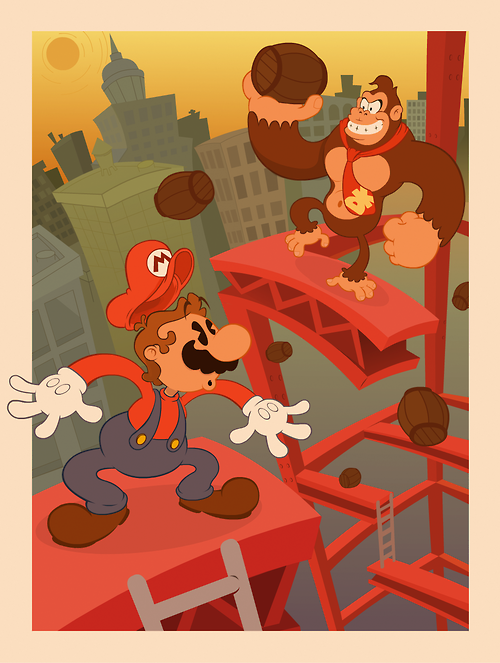 tumblr lasv6bdlDc1qzkrfxo1 500 Mario Art (Part 1)