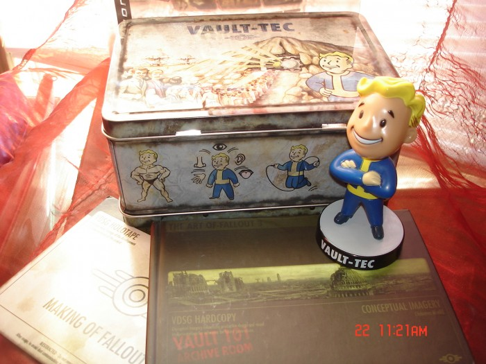 018 700x525 Fallout 3 Bobblehead and Accessories Toys Gaming