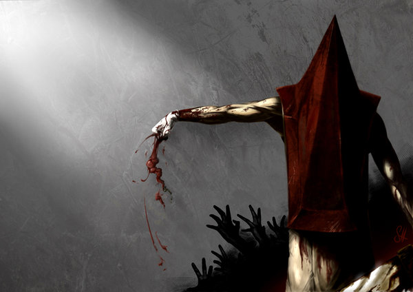 Pyramid Head   GC idea by arok318 Silent Hill   Pyramid Head Wallpaper Gaming