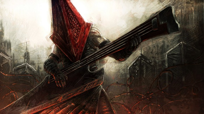 pyramid rox by david hsu yen d30wru4 700x393 Silent Hill   Pyramid Head Wallpaper Gaming