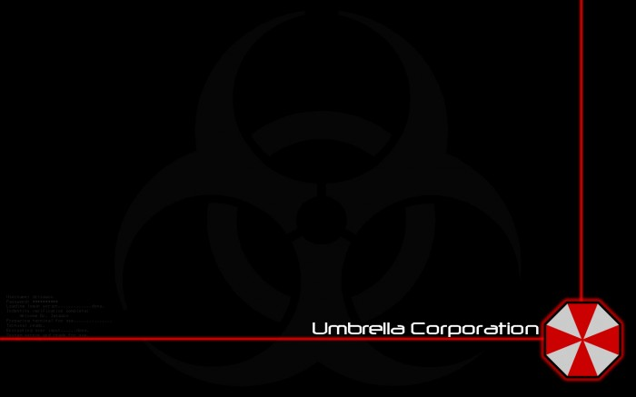 Umbrella Desktop   Bio Text   by inufreak483 700x437 Umbrella Wallpapers
