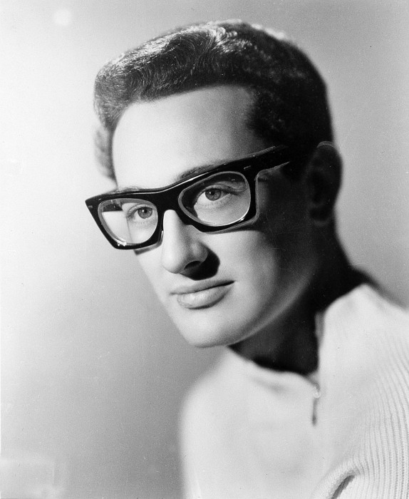 buddyholly 574x700 February 3, 1959   The Day the Music Died