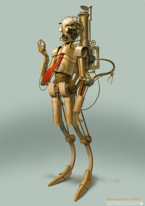 097 max 494x700 Steampunk Star Wars