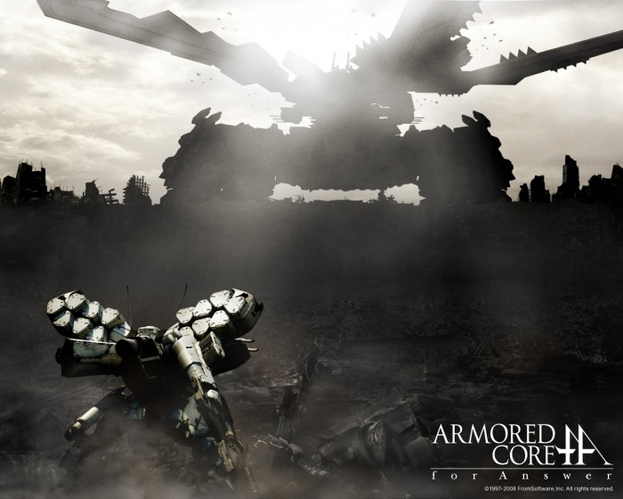 armored core for answer wallpaper 02 1280x1024 700x560 Armored Core