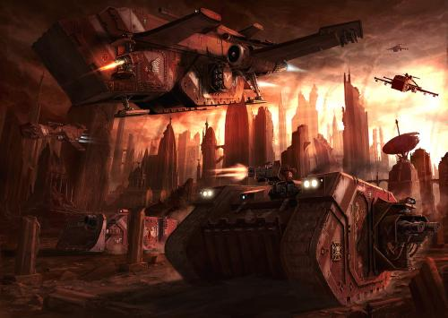 Space Marines by Radojavor.thumbnail Fly the unfriendly skies... Warhammer 40k Wallpaper Fantasy   Science Fiction
