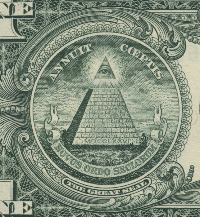 one dollar pyramid 644x700 FOREVER A LOAN