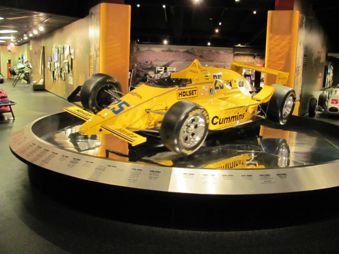 Trinity Trip 2010 251 700x525 The Unser Racing Museum 4