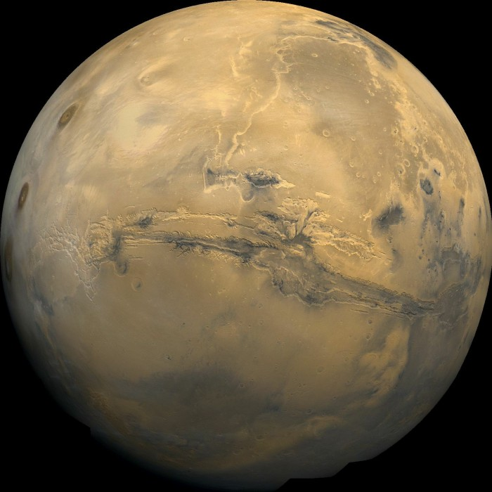 marsglobe viking 1552 700x700 Valles Marineris