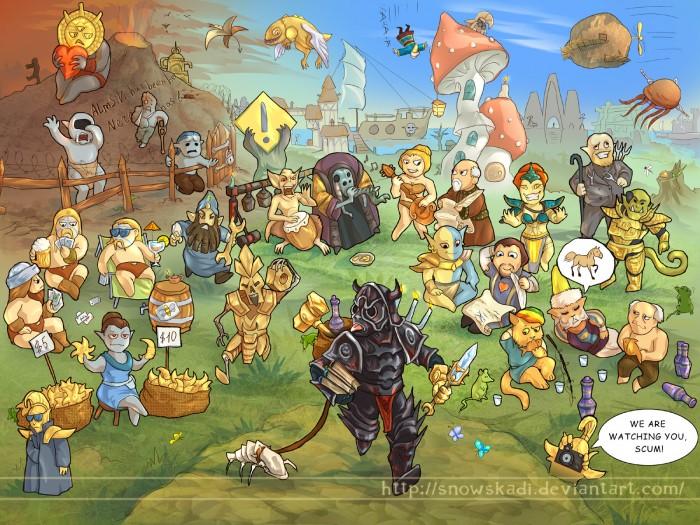 Morrowind_days_by_SnowSkadi.jpg (697 KB)