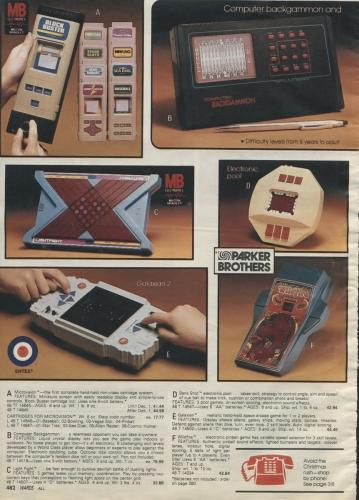 parkerbrosad.thumbnail Old school Mattel/Parker Bros toys Gaming Advertisements