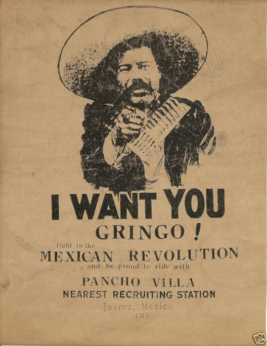 pancho villa 01 540x700 Hey Gringo! Ride with Pancho Villa