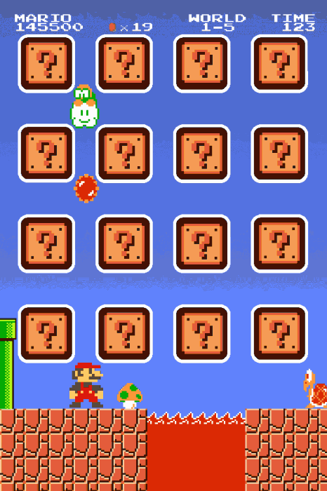 Mario 466x700 Iphone Wallpapers