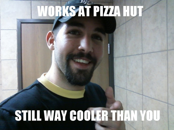 pizza hut nigga 700x525 Works at pizza hut