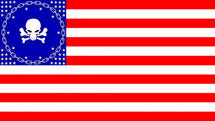 US Pirate Flag