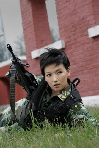 Asian%20Kick%20Your%20Ass.thumbnail Hot Asian Military Chick Military
