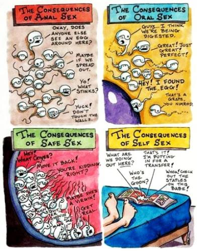 Consequences%20of%20Sex.thumbnail Consequences of Sex Humor Comic Books