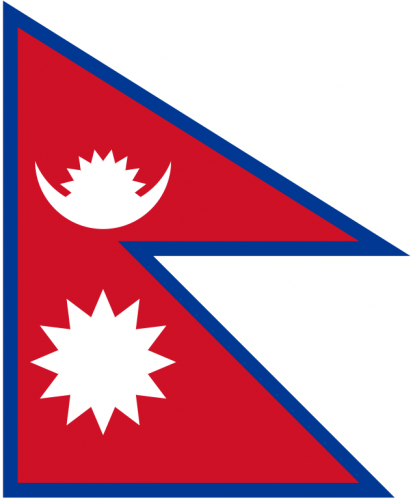 Nepal.thumbnail Flag of Nepal Politics