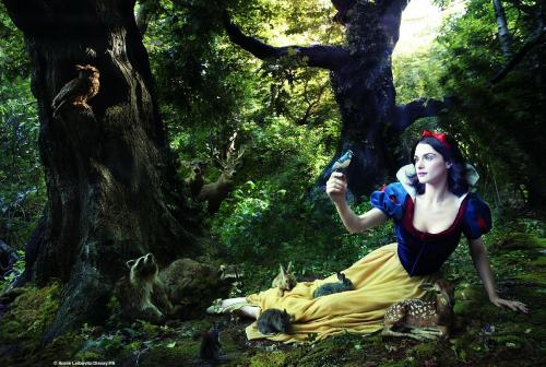 snowwhitePA 1200x807.thumbnail Leibowitz Disney pictures Fantasy   Science Fiction Advertisements