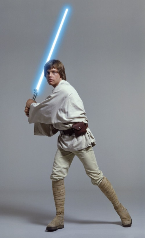 luke 500x819 Luke Skywalker Movies Fantasy   Science Fiction