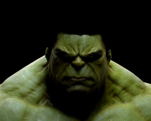 hulkfan2 500x400 Fan Created Incredible Hulk Comic Books