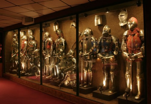 Wall of Armor fs 500x345 Collections of Collections wtf