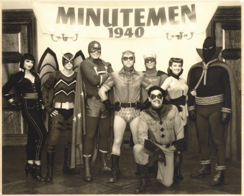 mmpic 500x403 The Minutemen. Oh Yes! Movies