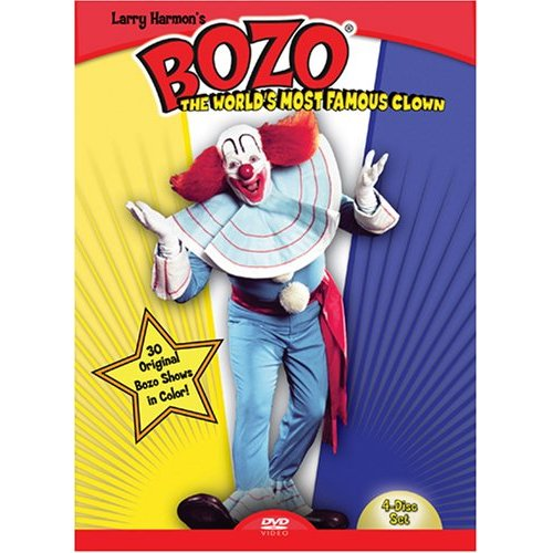 Bo to the Zo RIP BOZO Television Sad :(