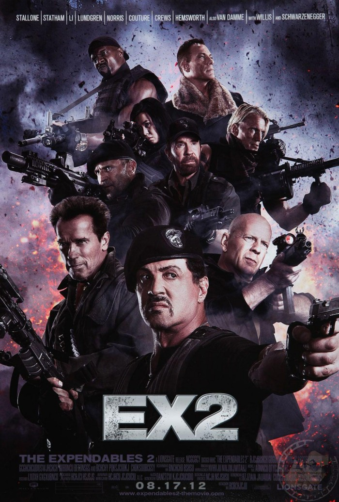 expendables 2 700x1035 The Expendables 2