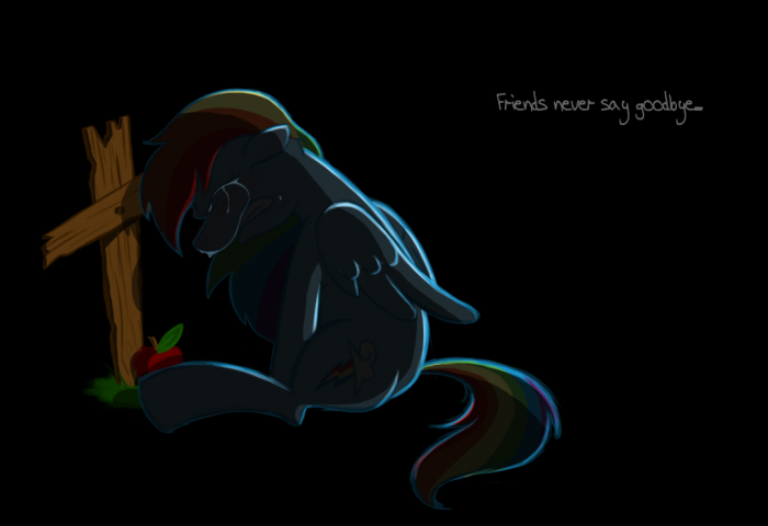 ClPrx 700x480 friends never say goodbye my little ponies