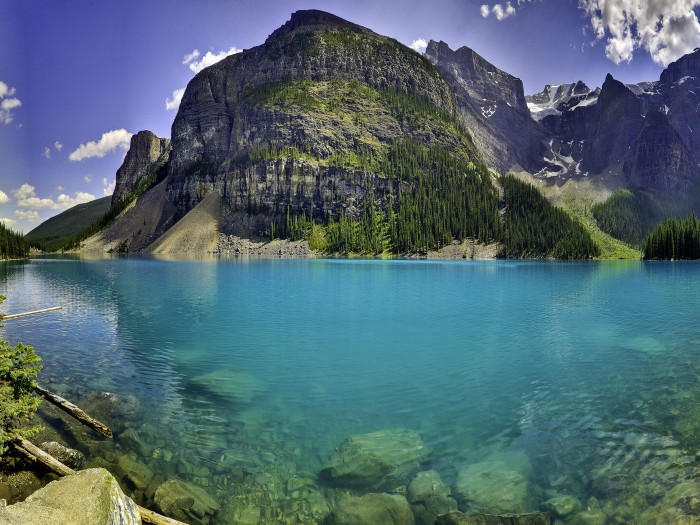 MorainLake 700x525 Moraine Lake wallpaper Wallpaper Nature